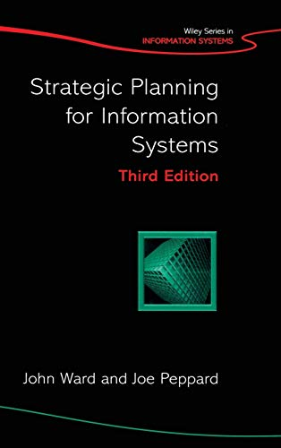 9780470841471: Strategic Planning for Information Systems