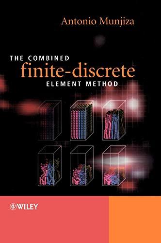 9780470841990: Combined Finite-Discrete Element Method (Mechanical Engineering)