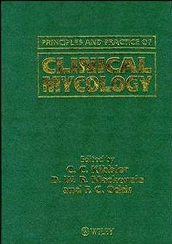 9780470842492: Principles & Practice of Clinical Mycology (E-Book)