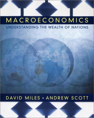 9780470842881: Macroeconomics: Understanding the Wealth of Nations