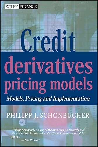 9780470842911: Credit Derivatives Pricing Models: Models, Pricing and Implementation