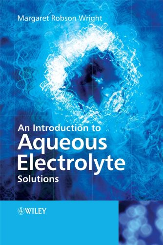 9780470842935: An Introduction to Aqueous Electrolyte Solutions
