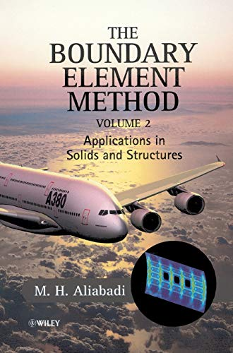 9780470842980: Boundary Element Method V 2: Applications in Solids and Structures v. 2 (Mechanical Engineering)