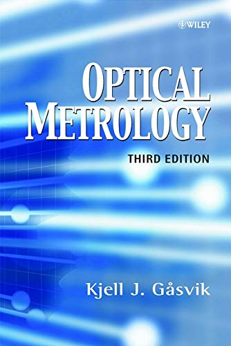 9780470843000: Optical Metrology 3e