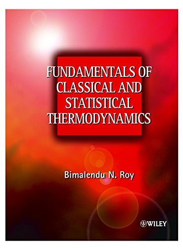 9780470843130: Fundamentals of Classical and Statistical Thermodynamics