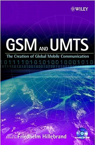9780470843222: GSM and UMTS: The Creation of Global Mobile Communication