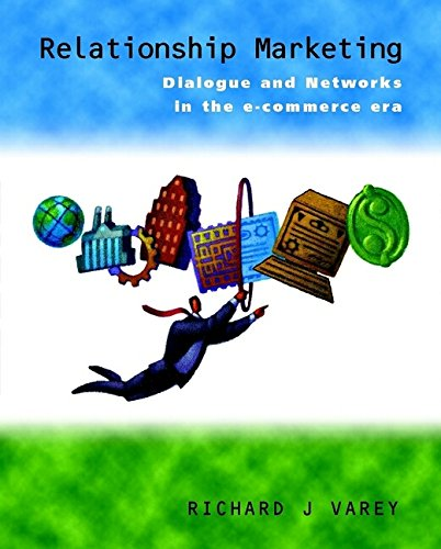 9780470843413: Relationship Marketing: Dialogue and Networks in the E-Commerce Era