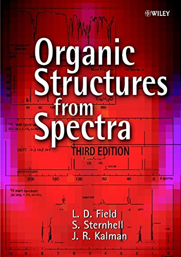 9780470843628: Organic Structures from Spectra