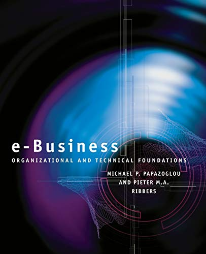9780470843765: e-Business: Organizational and Technical Foundations
