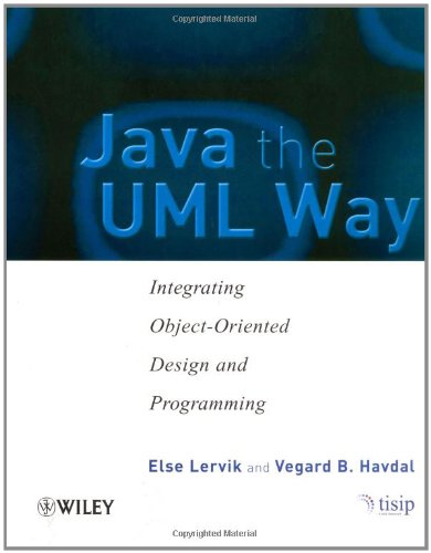 9780470843864: Java the UML Way: Integrating Object-Oriented Design and Programming