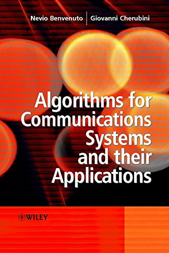 9780470843895: Algorithms for Communications Systems and Their Applications