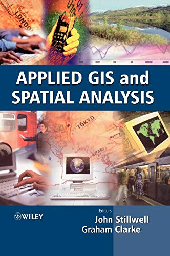 9780470844090: Applied GIS and Spatial Analysis