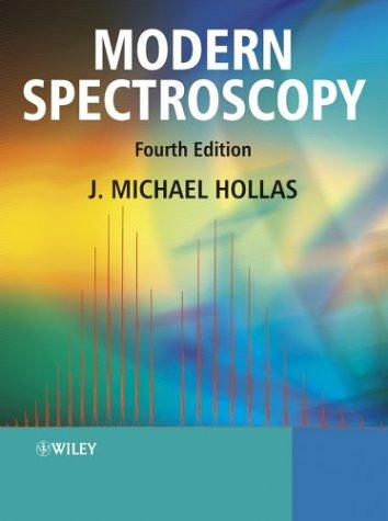 9780470844151: Modern Spectroscopy