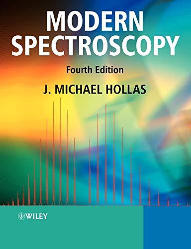 Modern Spectroscopy 4e