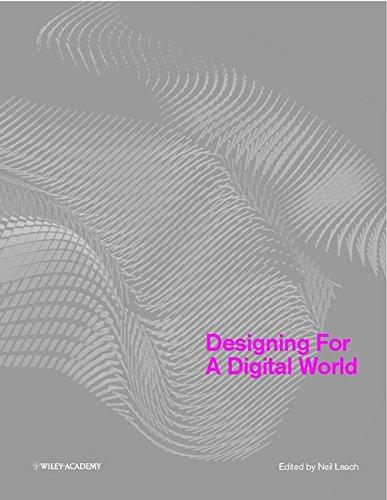 9780470844199: Designing for a Digital World (Architectural Design)