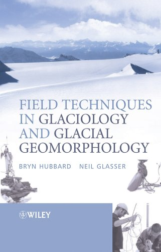 9780470844274: Field Techniques in Glaciology and Glacial Geomorphology