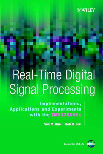 9780470844472: Real-Time Digital Signal Processing, Students Solutions Manual: Implementations, Application and Experiments with the TMS320C55X