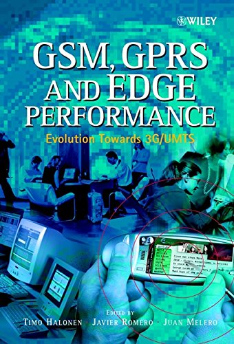 9780470844571: GSM, GPRS and EDGE Performance: Evolution Towards 3G/UMTS