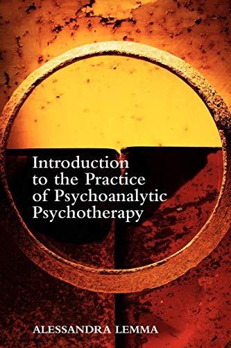 9780470844588: Introduction to the Practice of Psychoanalytic Psychotherapy