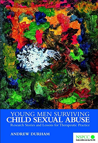 9780470844601: Young Men Surviving Child Sexual Abuse: Research Stories and Lessons for Therapeutic Practice (Wiley Child Protection & Policy Series)