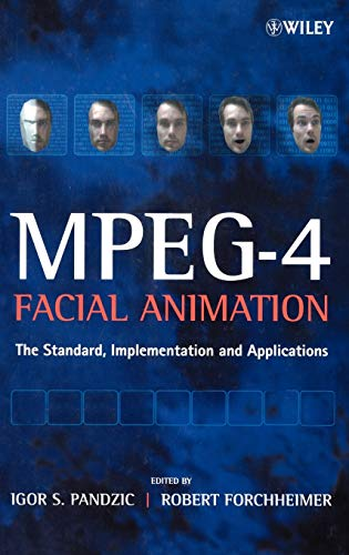 9780470844656: MPEG-4 Facial Animation: The Standard, Implementation and Applications