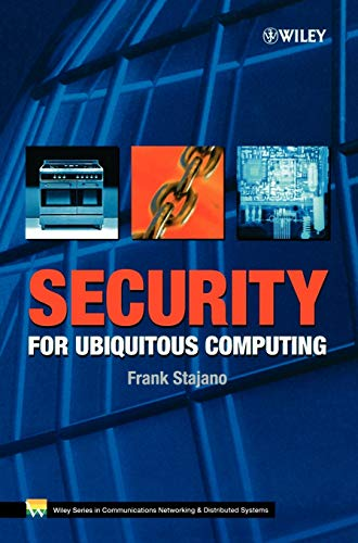 9780470844939: Security for Ubiquitous Computing