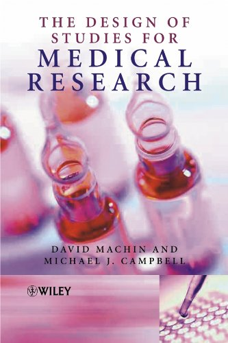 9780470844953: The Design of Studies for Medical Research