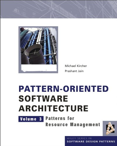9780470845257: Pattern-Oriented Software Architecture Volume 3: Patterns for Resource Management