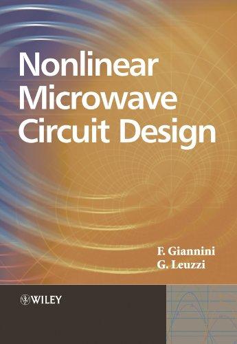 9780470847015: NonLinear Microwave Circuit Design