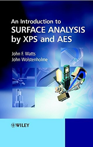 9780470847121: An Introduction to Surface Analysis by XPS and AES
