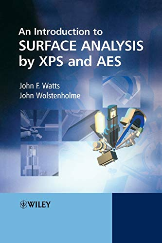 9780470847138: An Introduction to Surface Analysis by XPS and AES