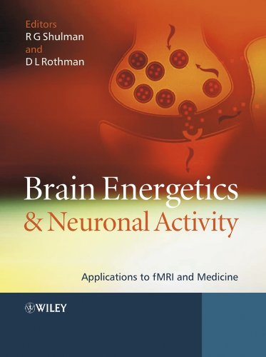 9780470847206: Brain Energetics and Neuronal Activity: Applications to fMRI and Medicine