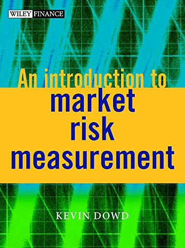 9780470847480: An Introduction to Market Risk Measurement (The Wiley Finance Series)