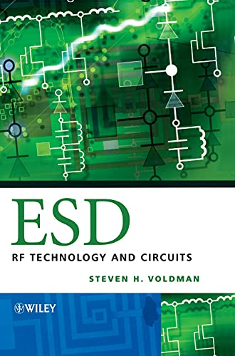 9780470847558: ESD : RF Technology and Circuits