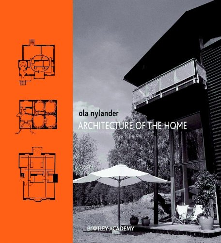 Architecture of the Home (Paperback): Ola Nylander