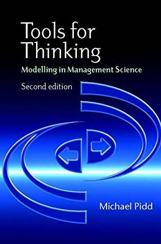 9780470847954: Tools for Thinking: Modelling in Management Science