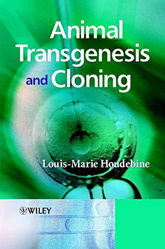 9780470848289: Animal Transgenesis and Cloning