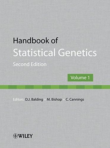 9780470848296: Handbook of Statistical Genetics