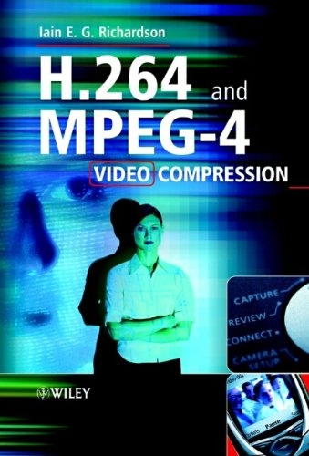 9780470848371: H.264 and Mpeg-4 Video Compression: Video Coding for Next-Generation Multimedia