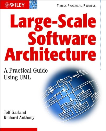 9780470848494: Large-Scale Software Architecture: A Practical Guide using UML