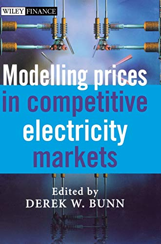 Modelling Prices in Competitive Electricity Markets (Hardback)