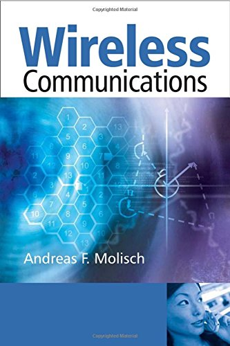Wireless Communications 9780470848883 Wireless Communications presents the most comprehensive coverage of this field which, in only a decade, has grown from a niche market into one of the most important industries. While previous systems were generally intended to provide mobile speech communications, mobile data communications have since developed. This essential textbook on the principles and applications of mobile radio is an all-encompassing current treatment of the area, addressing both the traditional elements, such as Rayleigh fading, BER in flat fading channels, and equalization, and more recently emerging topics like multi-user detection in CDMA systems, OFDM and smart antennas. These fundamentals are related to practical systems, and the dominant wireless standards, including cellular, cordless and wireless LANs, are discussed. A comprehensive and current treatment of a very hot topic, one of the fastest growing fields of communications Topics featured include: wireless propagation channels, transceivers and signal processing, multiple access and advanced transceiver schemes, and standardized wireless systems Combines mathematical descriptions with intuitive explanations of the physical facts, to assist readers in acquiring a deeper understanding of the area Wireless Communications is an essential text for advanced undergraduate students with a working knowledge of standard digital communications, graduate students and practising engineers. It will also be an invaluable source of reference for wireless communications engineers. Companion website includes: Supplementary material on 'DECT' Solutions manual and presentation slides for instructors Appendices List of abbreviations Other useful resources
