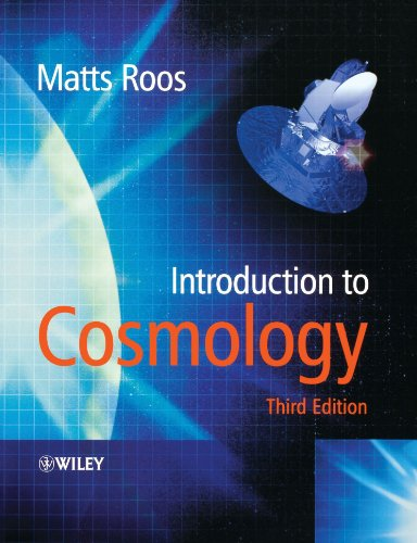 an introduction to the study of cosmology Introduction to cosmology has 102 ratings and 9 reviews peter said: this is a physics textbook geared towards upper-level undergraduates of physics it.