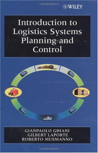 9780470849163: Introduction to Logistics Systems Planning and Control