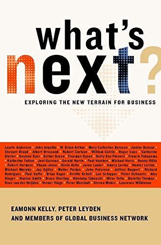 9780470849583: What's Next: Exploring the New Terrain for Business
