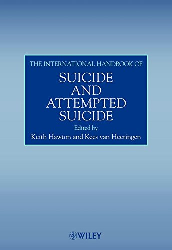 9780470849590: International Hdbk of Suicide