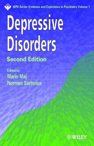9780470849651: Depressive Disorders (WPA Series in Evidence & Experience in Psychiatry)