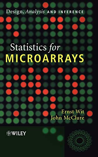 9780470849934: Statistics for Microarrays: Design, Analysis and Inference