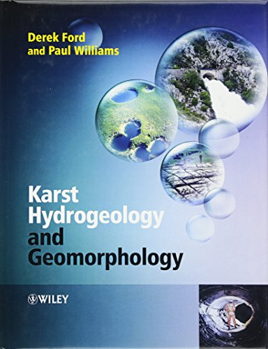 9780470849965: Karst Hydrogeology and Geomorphology