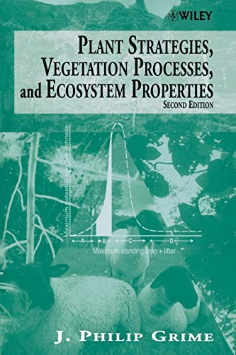 9780470850404: Plant Strategies, Vegetation Processes, and Ecosystem Properties
